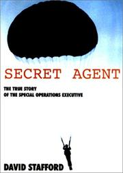 Cover art for SECRET AGENT