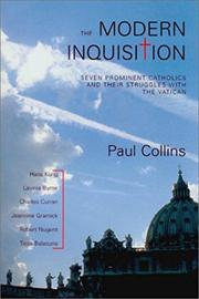 THE MODERN INQUISITION by Paul Collins