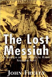 Cover art for THE LOST MESSIAH