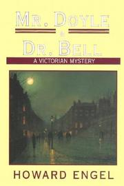 Cover art for MR. DOYLE & DR. BELL