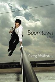 Cover art for BOOMTOWN