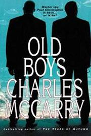 OLD BOYS by Charles McCarry