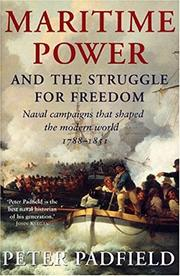 Cover art for MARITIME POWER AND THE STRUGGLE FOR FREEDOM