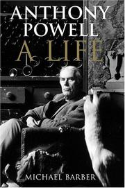 ANTHONY POWELL by Michael Barber