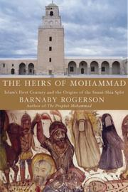 Cover art for THE HEIRS OF MUHAMMAD