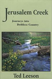 JERUSALEM CREEK by Ted Leeson