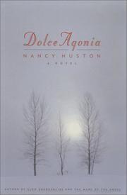Book Cover for DOLCE AGONIA