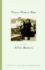 VOICES FROM A TIME by Silvia Bonucci