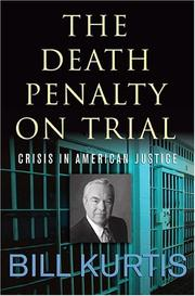 Cover art for THE DEATH PENALTY ON TRIAL