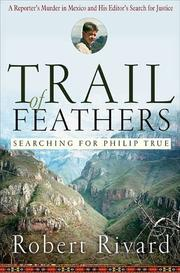 Cover art for TRAIL OF FEATHERS