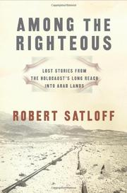 Cover art for AMONG THE RIGHTEOUS