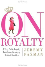 Cover art for ON ROYALTY