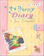MY BUNNY DIARY by Tracy Dockray