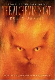 Cover art for THE ALCHEMIST'S CAT