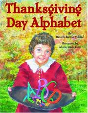 THANKSGIVING DAY ALPHABET by Beverly Barras Vidrine