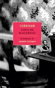 CORRIGAN by Caroline Blackwood