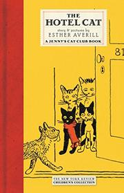 Cover art for THE HOTEL CAT