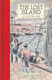 THE LOST ISLAND by Ellis Dillon