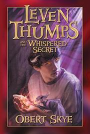 Cover art for LEVEN THUMPS AND THE WHISPERED SECRET
