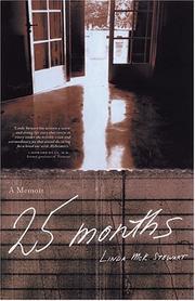 25 MONTHS by Linda McK. Stewart