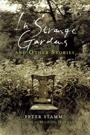 Book Cover for IN STRANGE GARDENS