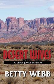 Cover art for DESERT WIVES