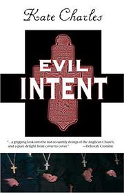 Cover art for EVIL INTENT