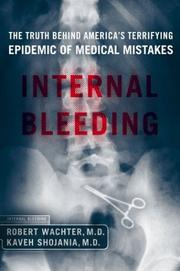 Cover art for INTERNAL BLEEDING