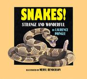 Book Cover for SNAKES!