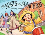 Book Cover for THE AUNTS GO MARCHING