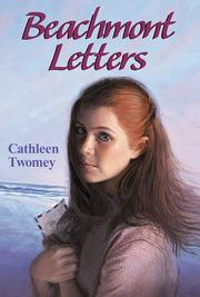BEACHMONT LETTERS by Cathleen Twomey