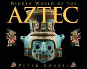 Book Cover for HIDDEN WORLD OF THE AZTEC