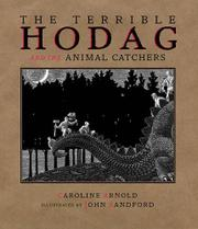 Book Cover for THE TERRIBLE HODAG AND THE ANIMAL CATCHERS
