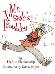 Cover art for MR. TUGGLE'S TROUBLES