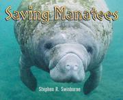 Cover art for SAVING MANATEES