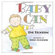 BABY CAN by Eve Bunting