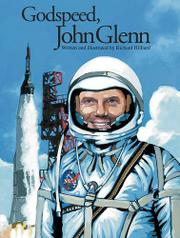 Cover art for GODSPEED, JOHN GLENN
