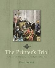 Book Cover for THE PRINTER'S TRIAL