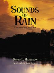 SOUNDS OF RAIN by David L. Harrison
