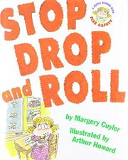 """STOP, DROP, AND ROLL"" by Margery Cuyler"
