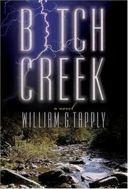 Cover art for BITCH CREEK