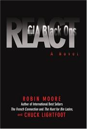 REACT: CIA BLACK OPS by Robin Moore
