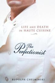 THE PERFECTIONIST by Rudolph Chelminski