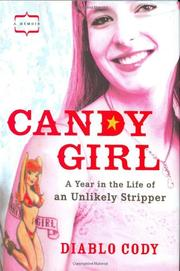 Book Cover for CANDY GIRL