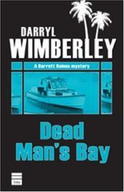 DEAD MAN'S BAY by Darryl Wimberley