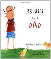 Book Cover for 33 USES FOR A DAD