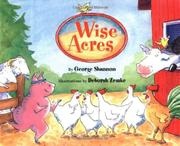 Book Cover for WISE ACRES