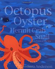 OCTOPUS OYSTER HERMIT CRAB SNAIL by Sara Anderson