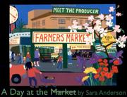 Cover art for A DAY AT THE MARKET