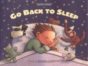 Book Cover for GO BACK TO SLEEP